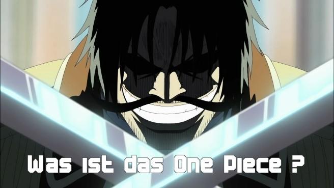Was ist das One Piece