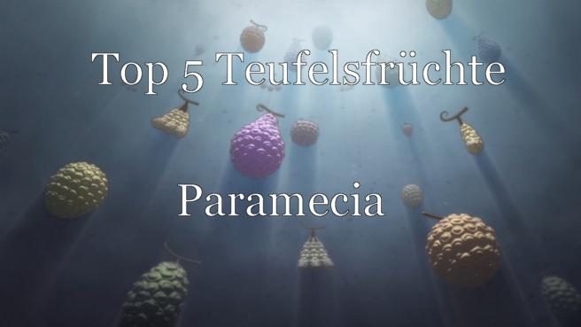 paramecia